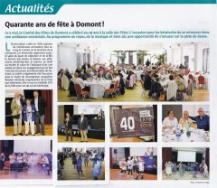 Le Domontois mai 2018