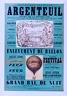 Fêtes de Pentecôte 20 juin 86 Enlèvement du Ballon