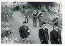 1962 cérémonie parc de la mairie