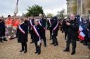 cérémonie du 11 novembre 2018  Domont - Moisselles - Attainville -