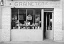 La graineterie Laurendeau rue de Paris 1960 fermée en 1979