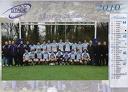 Histoire du Rugby de Domont Calandrier 2010