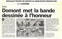 1 festival BD de Domont ( 2000 )