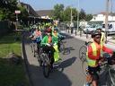 Rondo cyclo USEP 95 Etape de Domont