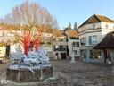 Place  de la Fontaine aux Pélerins
