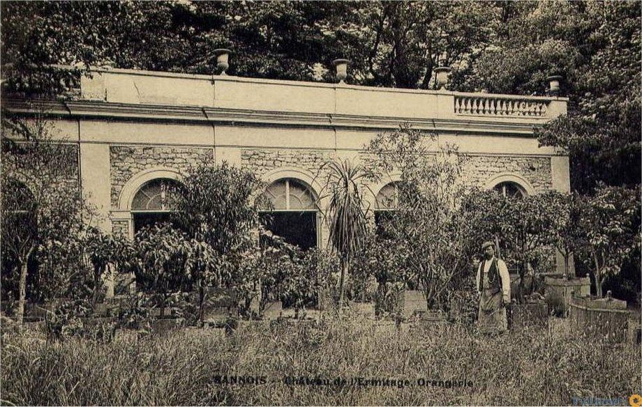 chateau ermitage