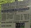 Chateau d'eau de Chamant
