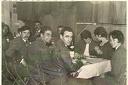 1962/63 Repas CRF salle  des fêtes