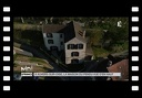 VUE D'EN HAUT : La maison du pendu d'Auvers-sur-Oise