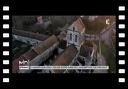 VUE D'EN HAUT : L'église Notre-Dame de l'Assomption d'Auvers-sur-Oise